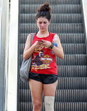 Shenae Grimes | Leaving the Gym in LA | July 26 | 5 pics