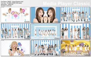 Girls Generations,SNSD,visual dreams