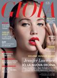 Jennifer Lawrence *ADDS* - Cover of GIOIA magazine (5/5/2012)