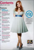 Isla Fisher Entertainment Weekly (x2)