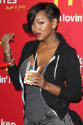 Мэган Меган Гуд, фото 867. Meagan Megan Good, at McDonald's launch party for its new Chicken McBites in Hollywood - 26/1/12, foto 867