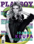 Joanna Krupa - Playboy  February 2010 (2-2010) Colombia