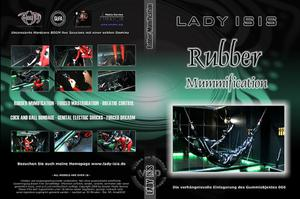 Lady Isis: Rubber Mummification