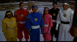 Power Ranger group