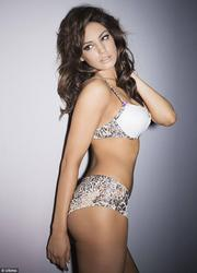 Kelly Brook Ultimo Lingerie Photoshoot